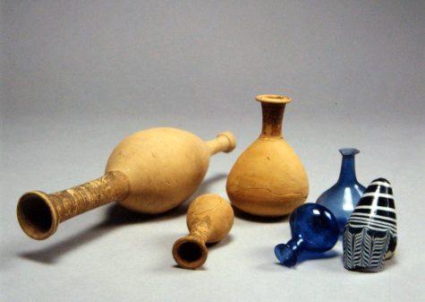 La collezione archeologica di proprietà del Museo del Paesaggio