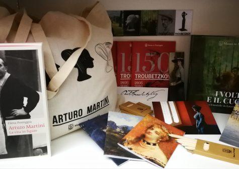 Bookshop del Museo del Paesaggio